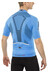 X-Bionic Biking TWYCE Shirt Short Sleeve Men French Blue/Black